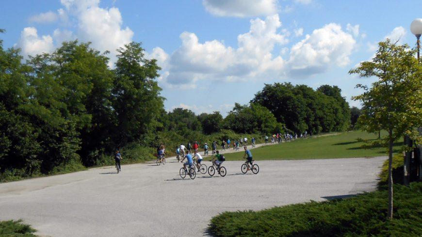 Održane konjičke igre, biciklijada te ribički kup