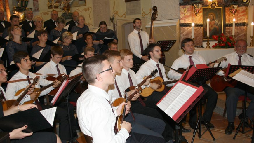 Koncert KUD-a Petrijanec