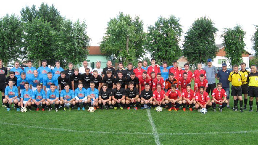 Prijateljska košarkaška utakmica i općinski nogometni kup
