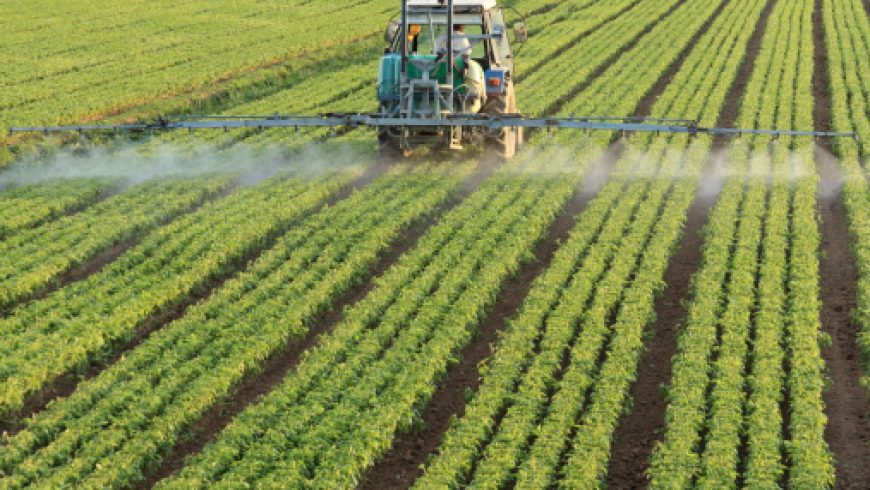 Poziv na tečaj održive uporabe pesticida