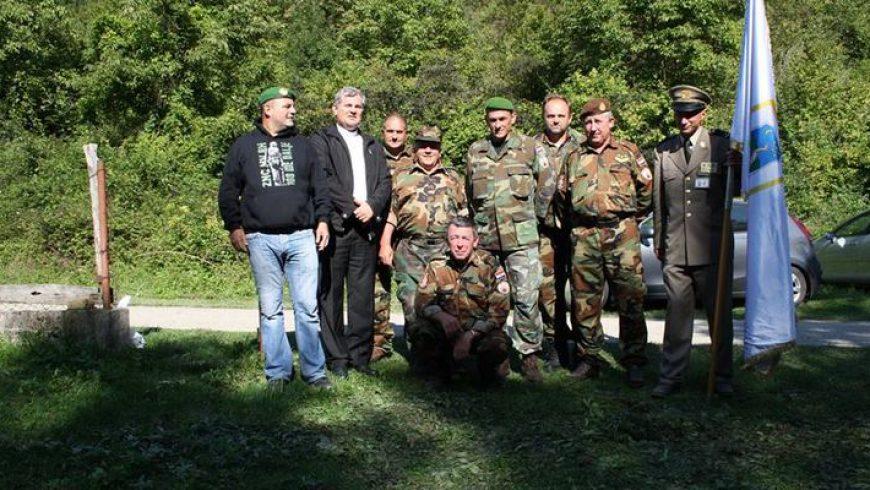 Članovi UDVDR u Zrinu