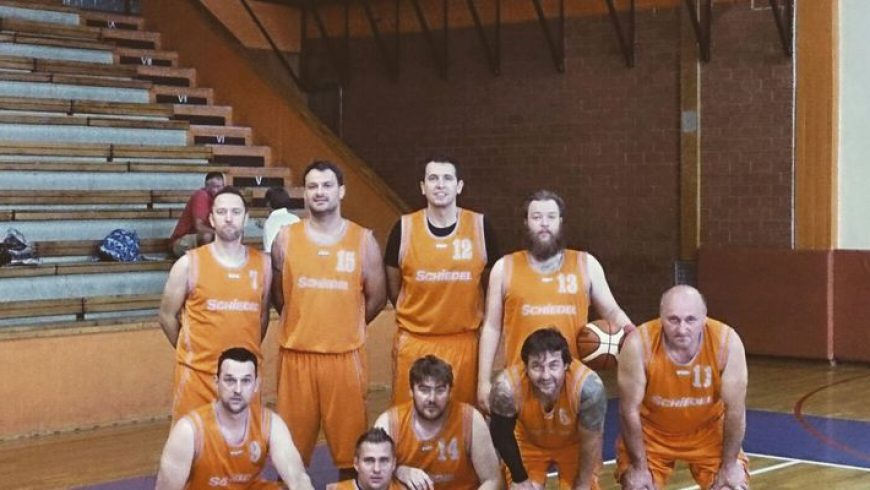 Turnir košarkaških veterana u Sarajevu