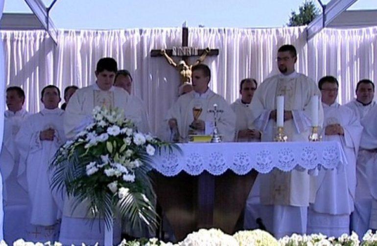 Mlada misa u Župi Petrijanec