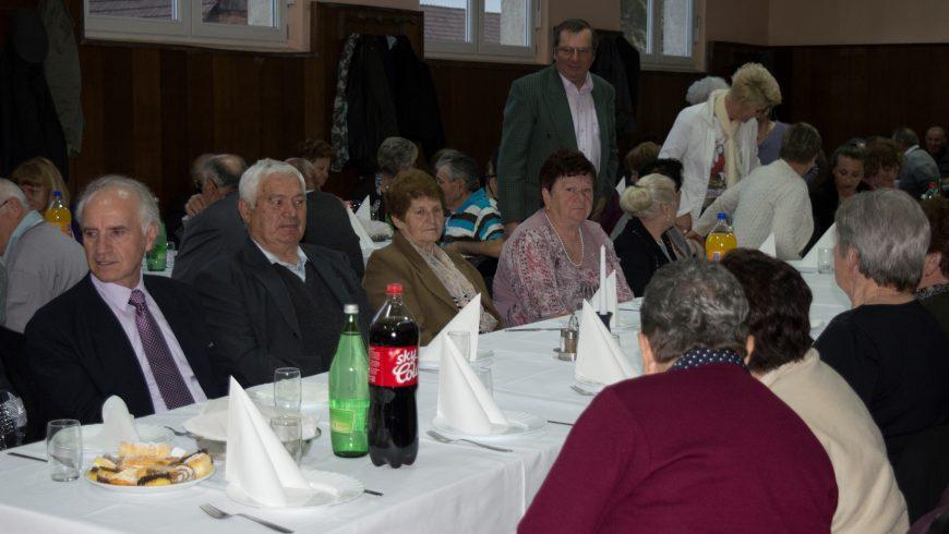 Održana godišnja skupština Udruge umirovljenika Općine Petrijanec