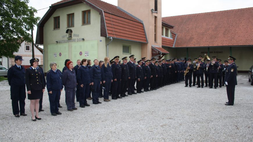 VZO Petrijanec obilježila dan vatrogasaca