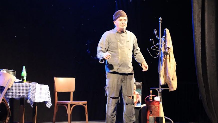Kerekesh teatar u Novoj Vesi Petrijanečkoj