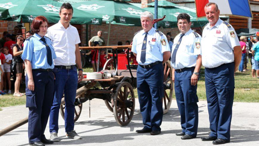 Vatrogasnim natjecanjem završeni Dani Općine Petrijanec