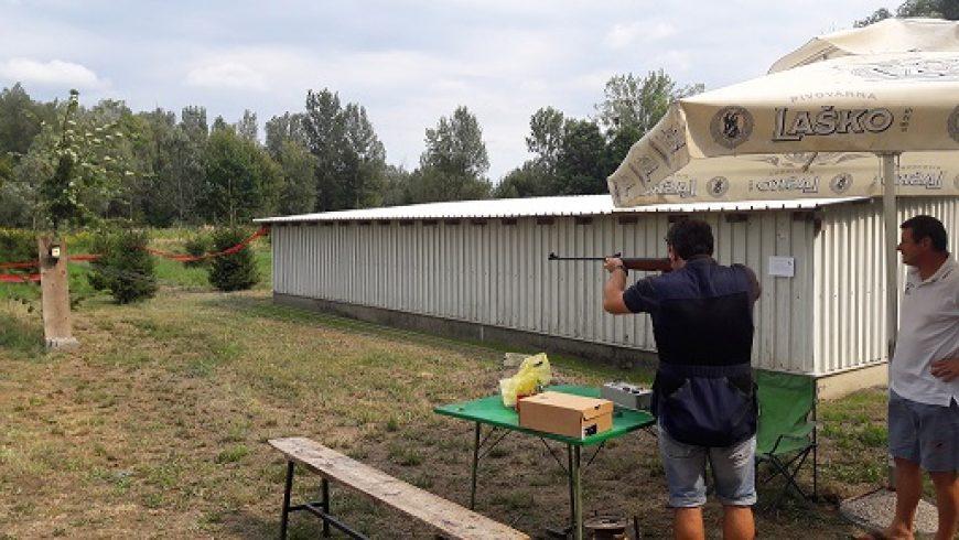 """LD """"Šljuka Petrijanec"""" domaćin natjecanja  u gađanju glinenih golubova"""