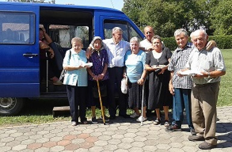 Prijevoz starijih i bolesnih