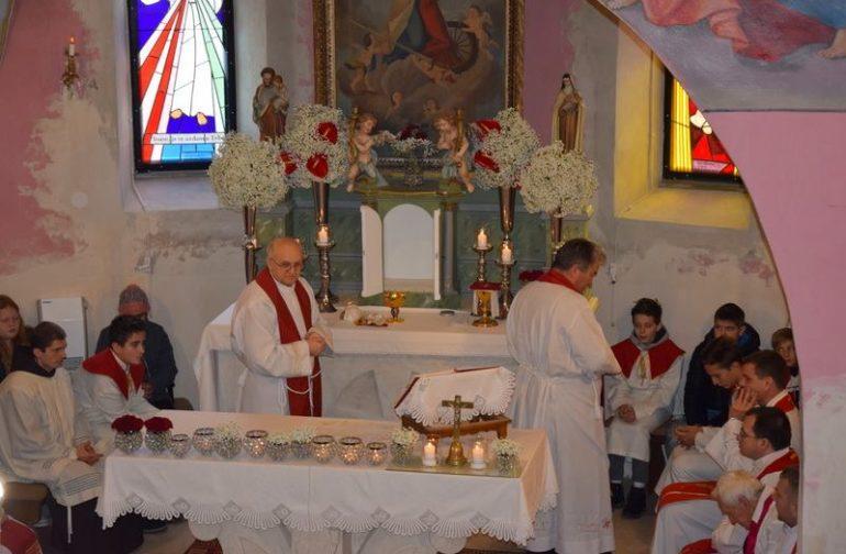 Proslava Svete Katarine u Novoj Vesi Petrijanečkoj