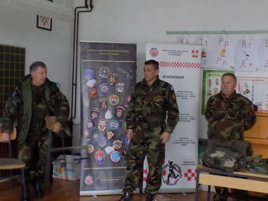 UDVDR Klub Petrijanec u PŠ Nova Ves