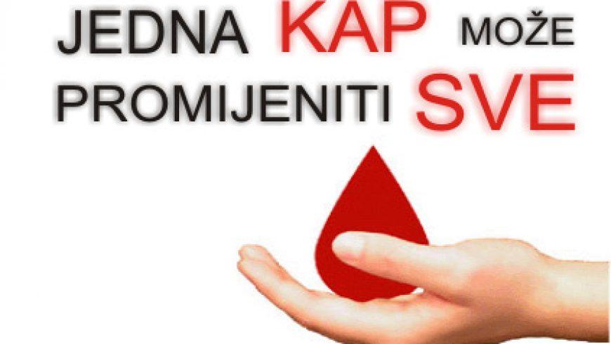 Akcija darivanja krvi za mještane Općine Petrijanec