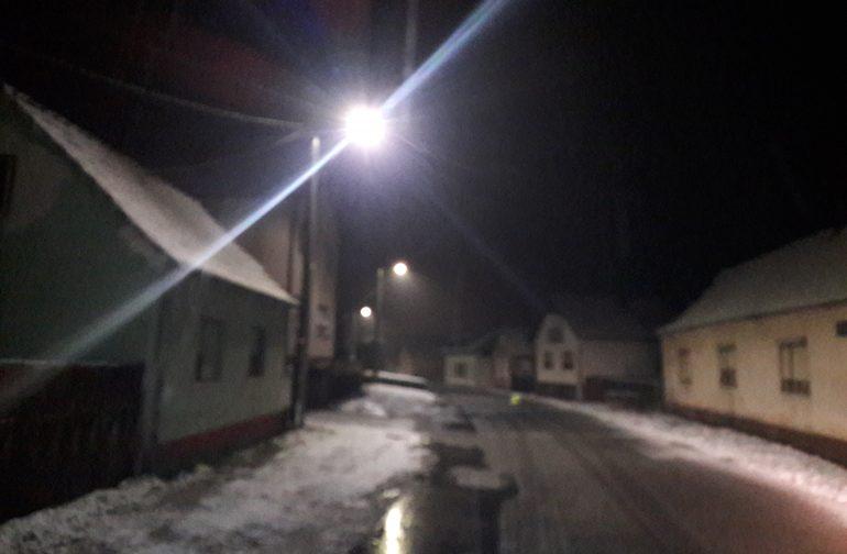 Postavljena nova LED rasvjeta u Općini Petrijanec