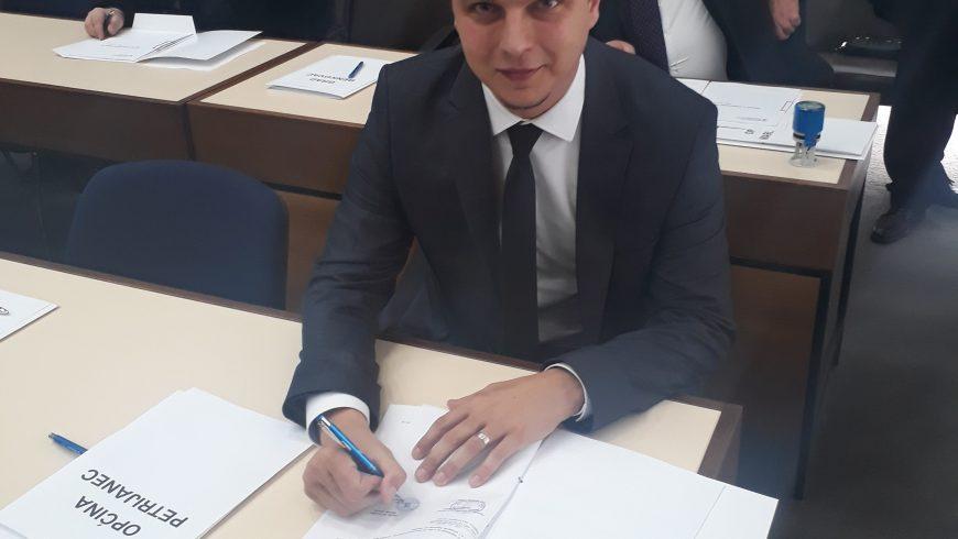 Potpisan ugovor za uređenje nerazvrstane ceste