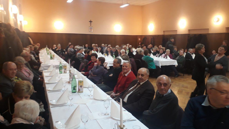 Održana redovna – izborna skupština Udruge umirovljenika Općine Petrijanec