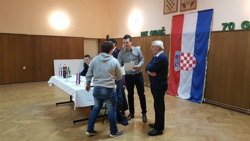 """Održana izvještajna godišnja skupština Nogometnog športskog kluba """"ORAČ"""""""