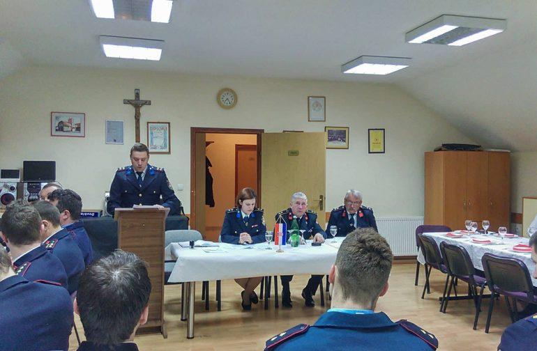 Sjednica Skupštine Vatrogasne zajednice Općine Petrijanec