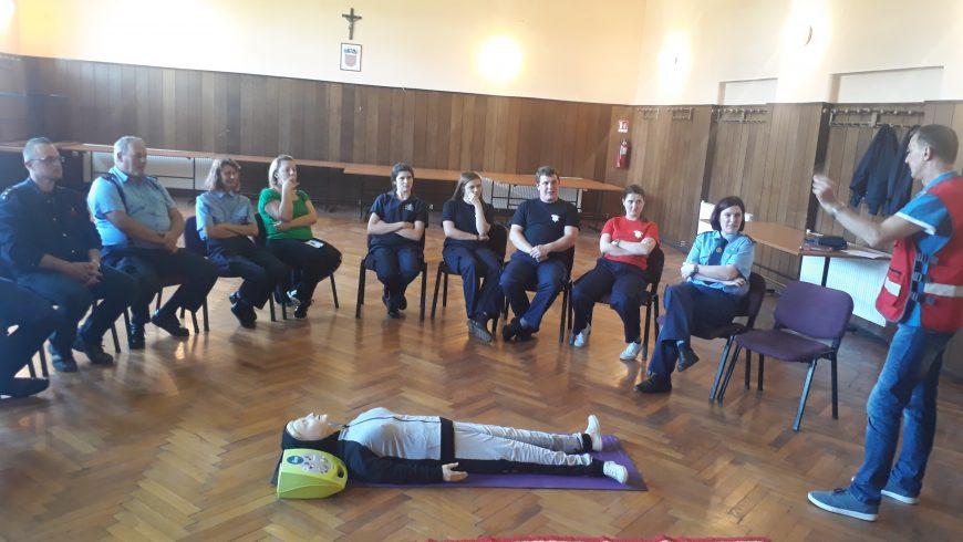Općina i VZO Petrijanec organizirale tečaj prve pomoći