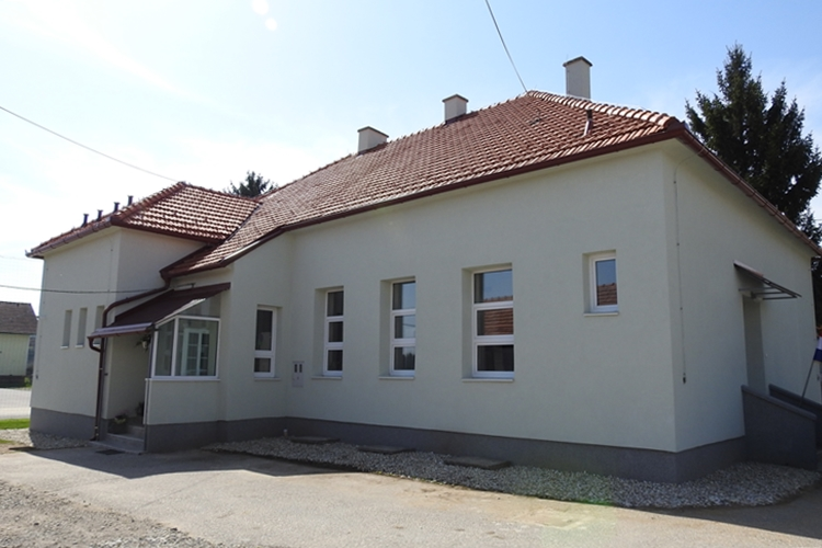 U Strmcu Podravskom završena sanacija škole vrijedna 440 tisuća kuna