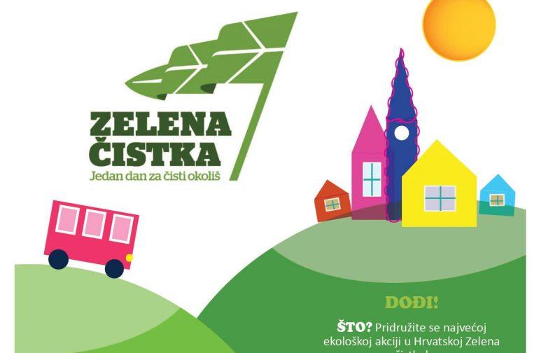 """Uspješna """"Zelena Čistka 2018"""" u Općini Petrijanec"""