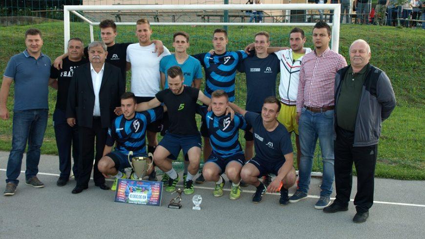 Podjelom pehara i nagrada, završila Klampotic liga – malonogometna liga Općina Cestica i Petrijanec