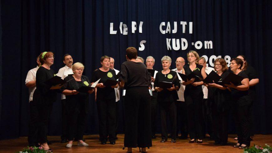 Liepi cajti s KUD-om 15. i 16. lipnja 2019. u Društvenom domu u Strmcu Podravskom