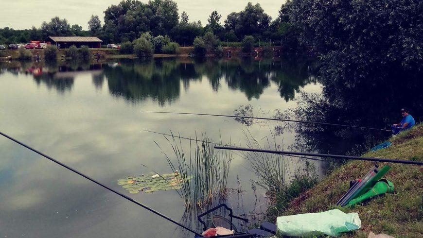 """Natjecanje u lovu ribe na plovak """"Sportsko ribolovne udruge Općine Petrijanec"""""""