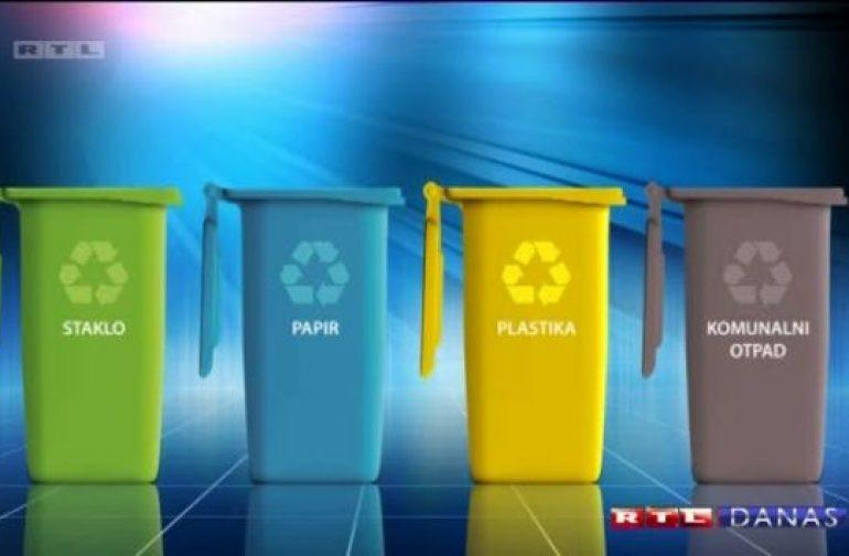 Poziv na prezentaciju novog načina odvoza otpada u općini i popunjavanje obrasca Čistoće d.o.o.