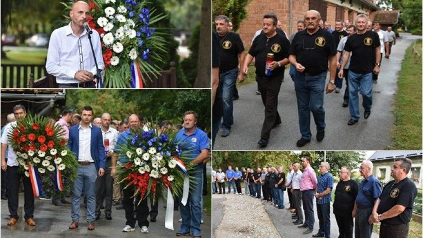 U Petrijancu održano svečano obilježavanje 27.obljetnice postrojavanja 104. brigade Hrvatske vojske