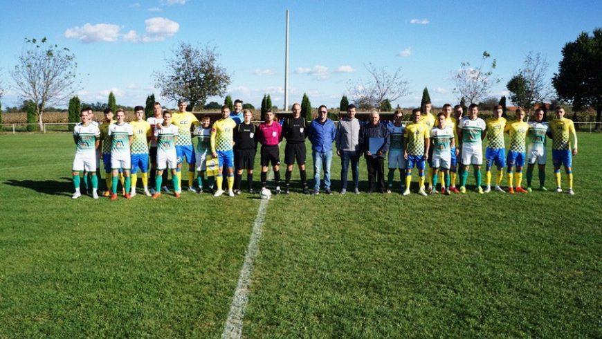 Obilježena 71. godišnjica Nogometnog kluba Orač iz Petrijanca utakmicom NK Orač – NK Inter Zaprešić