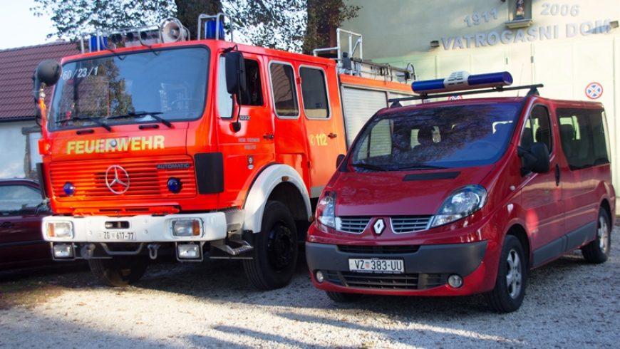 Vatrogasna zajednica općine Petrijanec