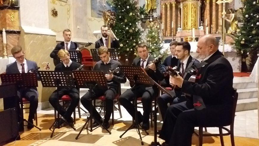 I ove godine održan tradicionalni Božićni koncert