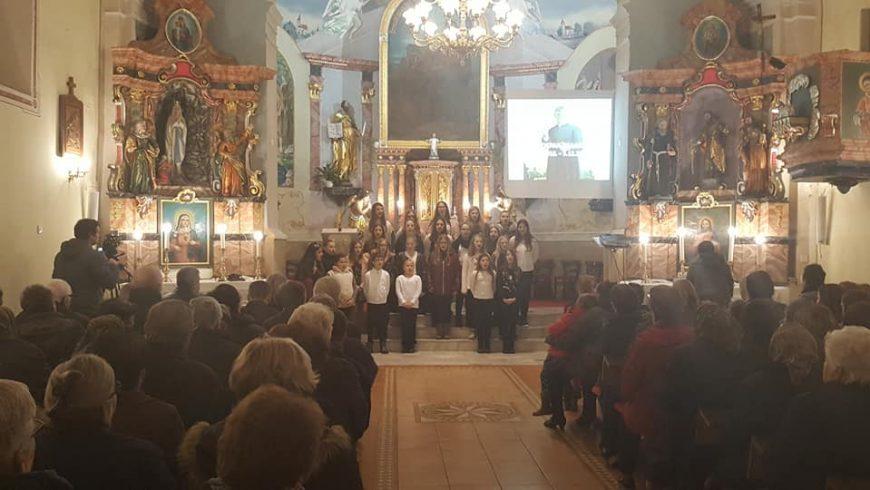 Biskup Mrzljak predvodio proslavu 100 godina rođenja  Stjepana Kranjčića u Petrijancu
