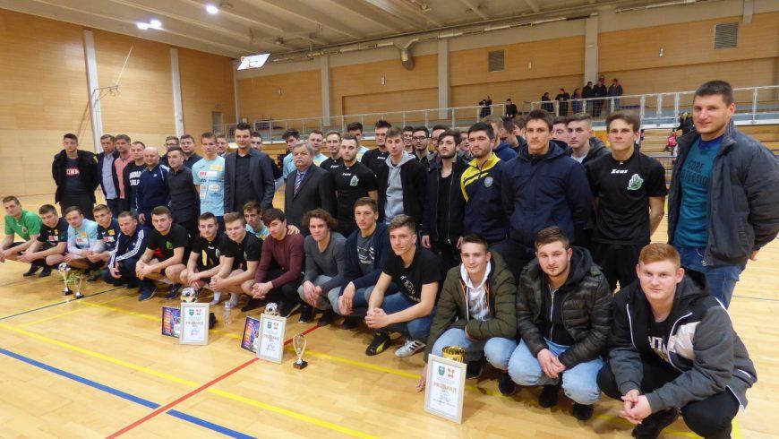 """Završena je druga sezona rekreativne malonogometne lige """"Klampotic"""" – liga Općine Petrijanec i Općine Cestica"""
