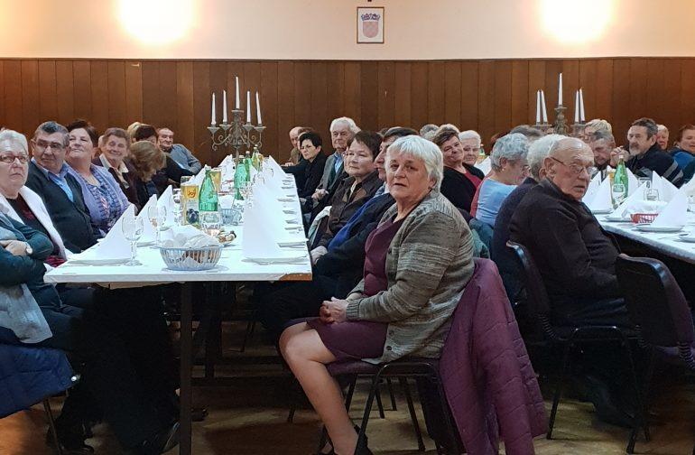 Skupština Udruge umirovljenika Općine Petrijanec