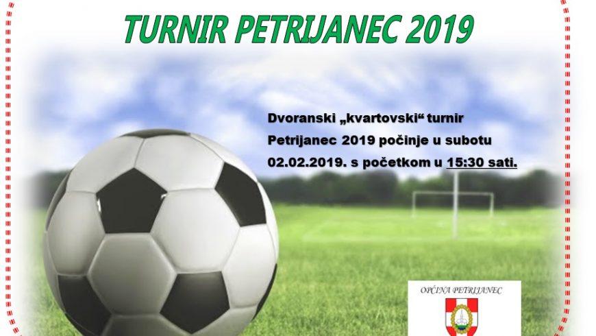 Kvartovski malonogometni turnir Petrijanec 2019