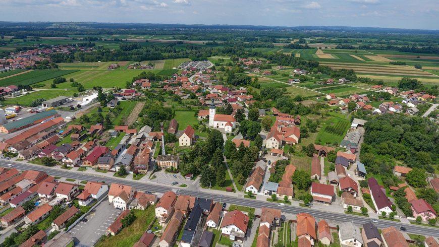 U Općini Petrijanec u tijeku investicije vrijedne 11,5 milijuna kuna prijavljene 2018.-e godine