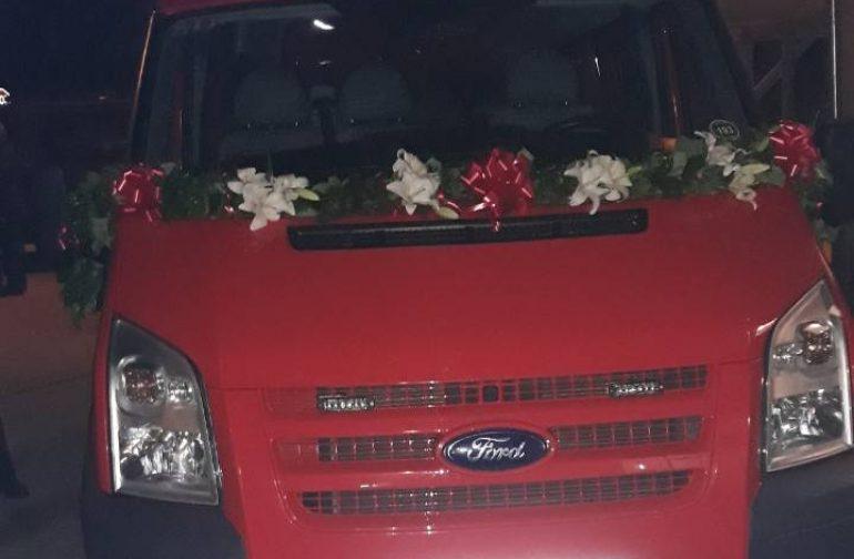 Novo vozilo DVD-u Nova Ves predano na redovnoj godišnjoj skupštini