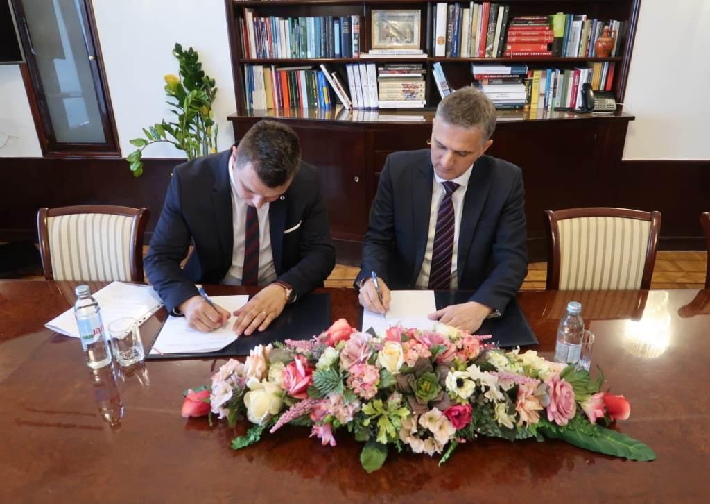 Općini Petrijanec Republika Hrvatska darovala objekt u Zelendvoru