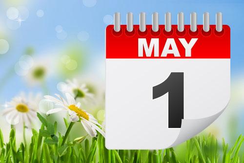 Čestitka za 1. maj – Međunarodni praznik rada