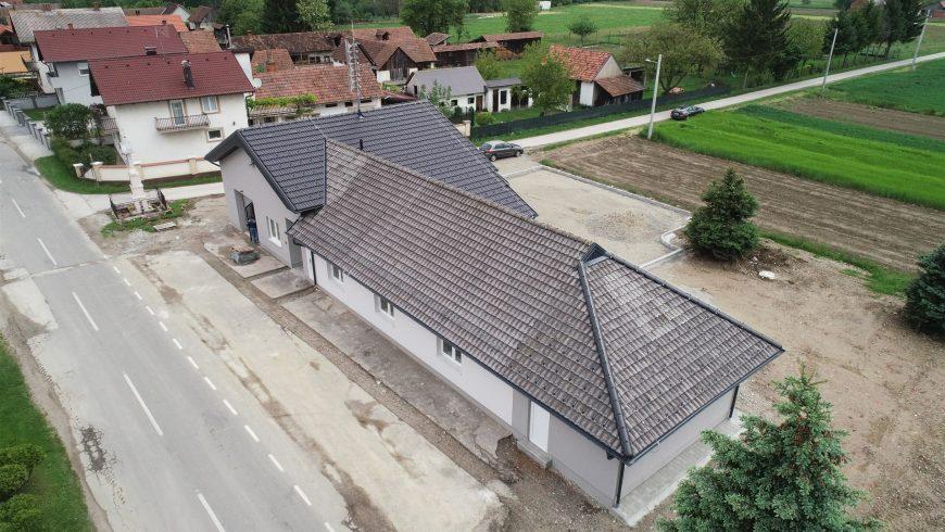 Obnova Društveno-vatrogasnog doma u Družbincu vrijedna 1,7 milijuna kuna