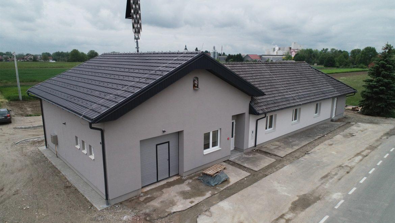 Otvoren obnovljeni Društveno – vatrogasni dom u Družbincu