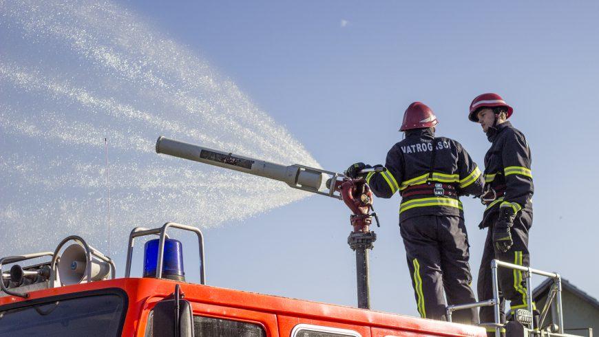 Javna vatrogasna vježba