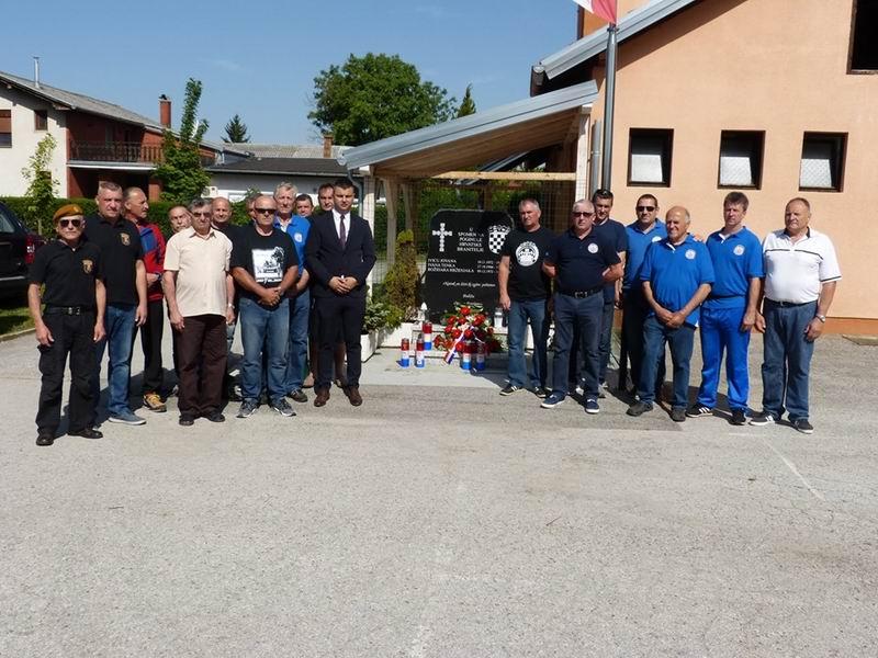 "UDVDR Klub Petrijanec, 8. memorijalni turnir ""HRŽENJAK – JOVAN – TENKO"""