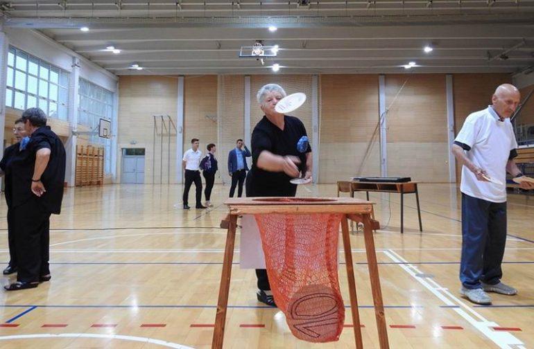 Uz Dan Općine održane prve sportske igre umirovljenika – druženje petrijanečkih umirovljenika s prijateljima iz Cestice, Maruševca, Sračinca i Vinice.