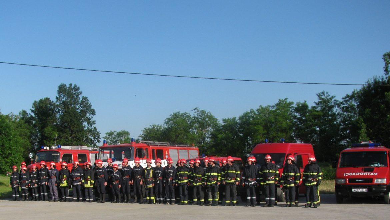 Javnom vatrogasnom vježbom počinju Dani Općine Petrijanec