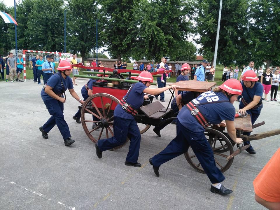 """Odgođeno 10. jubilarno vatrogasno natjecanje """"Kup Nove Vesi"""" – održati će se 14.07.2019."""