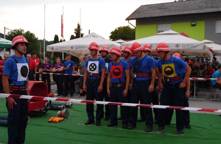 U Družbincu 6. međuopćinsko vatrogasno natjecanje