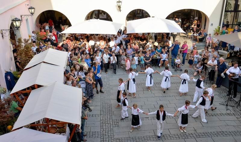 Općina Petrijanec se predstavila u atriju Županijske palače u sklopu Špancirfesta