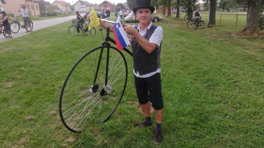 Oldtimer biciklijada Varaždin – Nova Ves – Sračinec – Varaždin